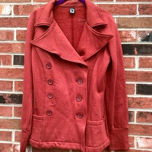 Anukoo 100% organic cotton jacket